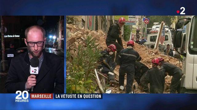 Marseille : le vétusté en question