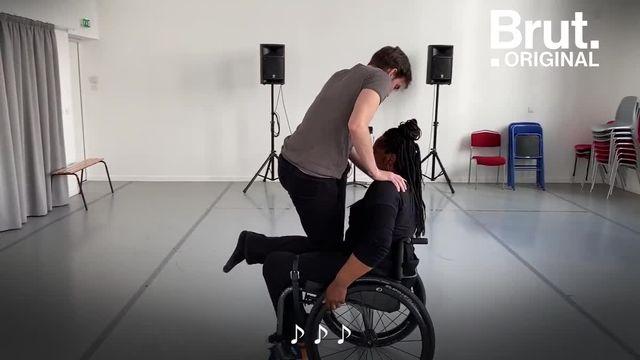 Renversée par une voiture quand elle avait 13 ans, Gladys est aujourd'hui en fauteuil roulant. Mais elle n'a pas abandonné sa passion, et c'est grâce à la danse qu'elle s'est réconciliée avec son corps. Elle raconte.