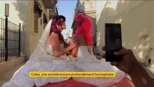 Cuba : le mariage pour tous, un rêve encore difficile à concrétiser