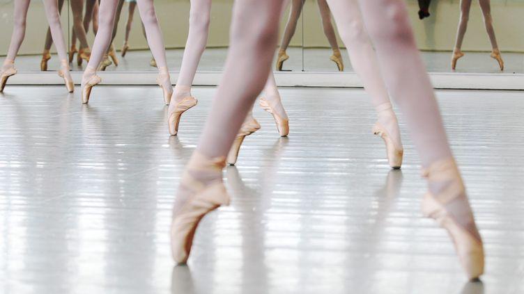 Le sociologueJoël Lailliera interrogé de nombreux danseurs et danseuses de l'Opéra de Paris. (JEAN-BAPTISTE QUENTIN / MAXPPP)