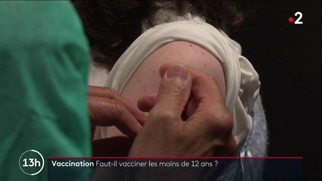 Covid-19 : bientôt un vaccin pour les enfants de 5 à 11 ans ?