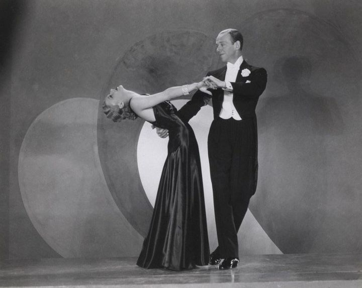 """Ginger Rogers et Fred Astaire dans """"Roberta"""" (1935) de William A. Seiter  (Kobal / The Picture Desk)"""