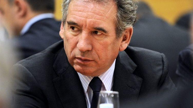 François Bayrou le 5 mai 2010 (AFP - MIGUEL MEDINA)