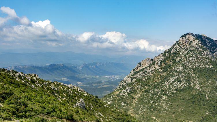 Vue des montagnes des Pyrénées, en région Occitanie. (Photo d'illustration) (BERNARD JAUBERT / ONLY FRANCE)