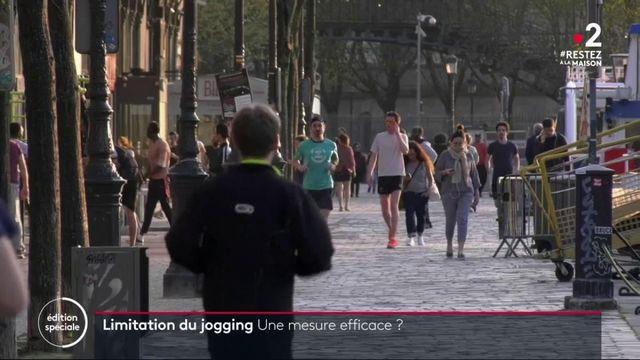 Confinement : la limitation de la pratique sportive à Paris est-elle vraiment efficace ?