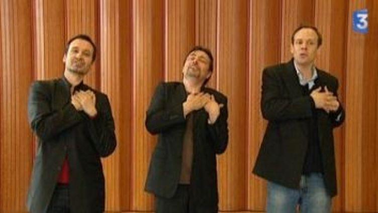 """""""La Chevauchée lyrique"""" et comique du New Lyrique Boys Band  (Culturebox)"""
