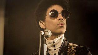 """Prince dans le clip de """"Rock'n'Roll Love Affair"""".  (Purple Music)"""