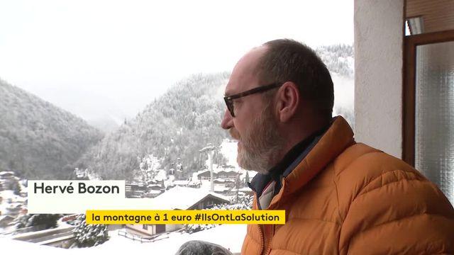 La Clusaz propose des chalets à 1 euro le mois pour des candidats au télétravail dans la station