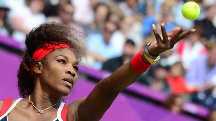Serena Williams décroche son premier titre individuel