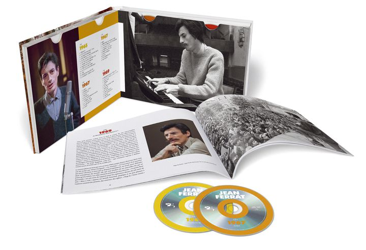 Un coffret 12 CD (Barclay / Decca / Universal)