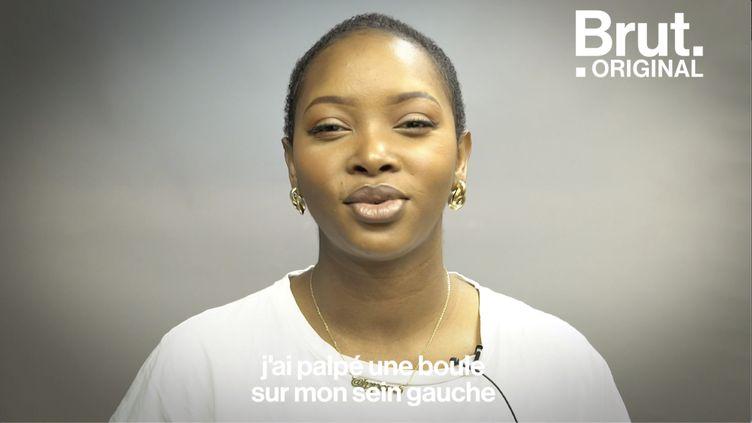 VIDEO. À 27 ans, atteinte d'un cancer, elle partage son quotidien sur Youtube (BRUT)