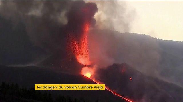volcan espagne