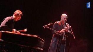 Yom et Lurie Morar emmènent la Caravane du Jazz et d'Ailleurs  (Culturebox)