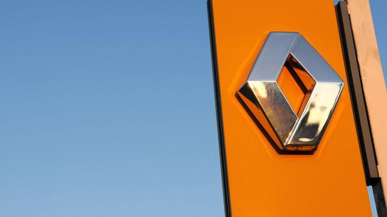 Un salarié de Renault s'est pendu sur le site du Plessis-Robinson (Hauts-de-Seine), le 8 septembre 2014. (ALAIN LE BOT / AFP)