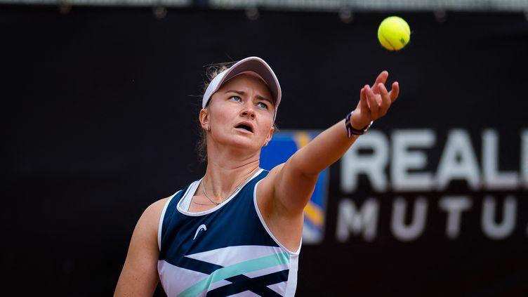La TchèqueBarboa Krejcikova a remporté le tournoi WTA de Strasbourg. (ROB PRANGE / SPAIN DPPI)