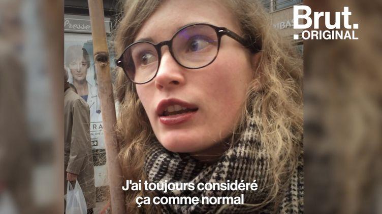 VIDEO. En France, ils ont marché ensemble pour lutter contre les violences sexuelles et sexistes (BRUT)