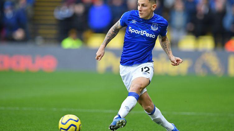Lucas Digne (Everton). (JUSTIN TALLIS / AFP)