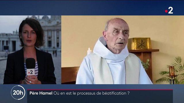Assassinat du père Jacques Hamel : où en est la procédure de béatification ?