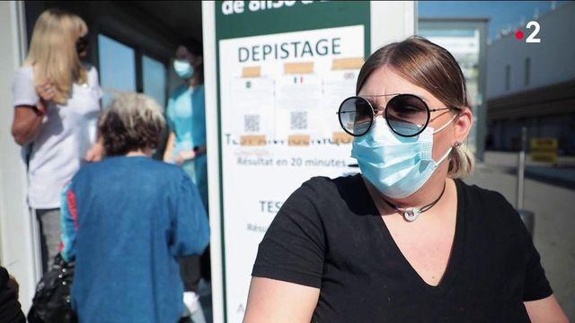 Vaccin contre le Covid-19 : à Port-de-Bouc, la résistance se poursuit