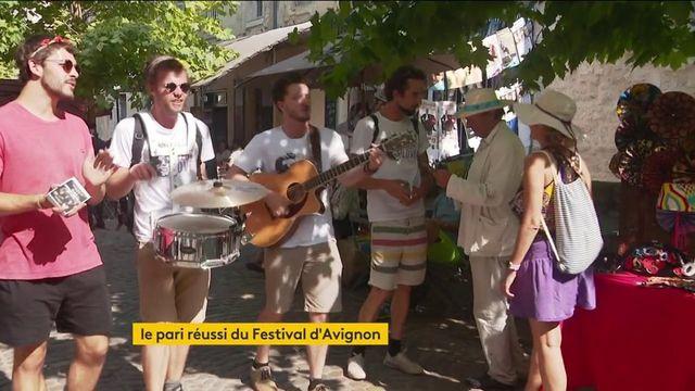 Culture : le festival d'Avignon, antre du théâtre et du spectacle vivant