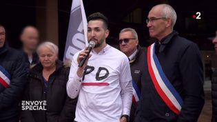 Pour que l'homosexualité ait droit de cité dans les quartiers : le combat de Lyes Alouane (ENVOYÉ SPÉCIAL  / FRANCE 2)