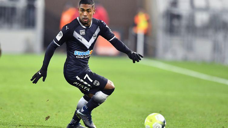 Malcom (Girondins de Bordeaux). (NICOLAS TUCAT / AFP)