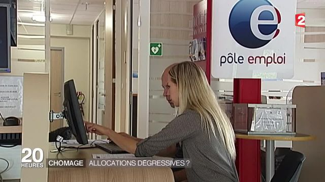 Emploi : le gouvernement confirme qu'il réfléchit à une modification des règles d'indemnisation du chômage