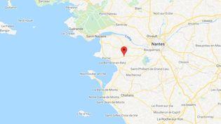 Chaumes-en-Retz (Loire-Atlantique). (GOOGLE MAPS)