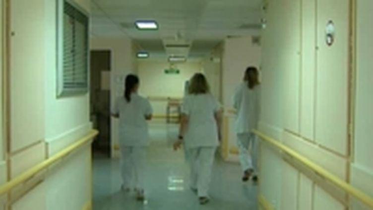 """L'équipe médicale du service a été alertée en raison du caractère """"simultané"""" des deux décès a indiqué la direction (© France)"""