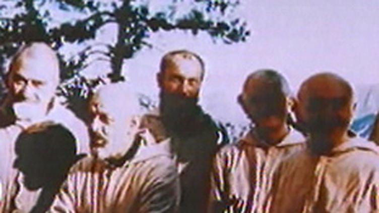 """Les moines français de Tibéhirine auraient été victimes d'une """"bavure"""" de l'armée algérienne en 1996. (© F2)"""