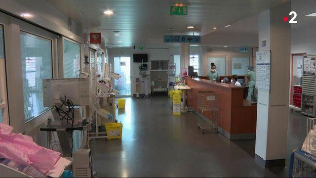 Covid-19 : les hôpitaux d'Île-de-France arrivent à saturation