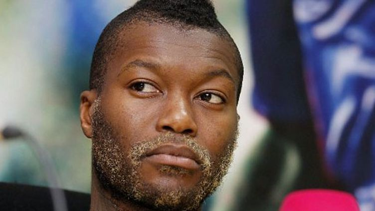 L'ex-attaquant français Djibril Cissé