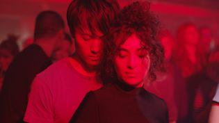 Guang Huo et Camélia Jordana dans La nuit venue. (Jour2fête / Koro films)