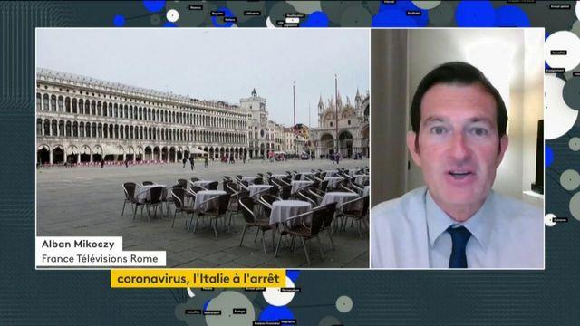 Coronavirus : l'Italie confinée, une mesure inédite