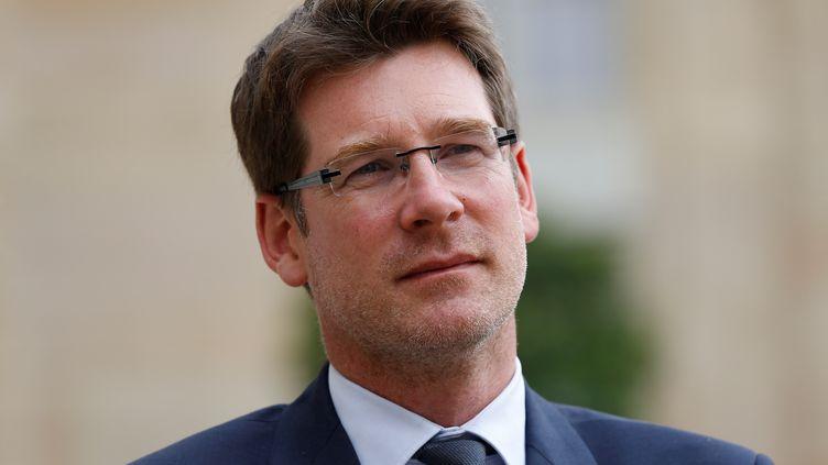 Pascal Canfin, le 18 juin 2015, à Paris. (THOMAS SAMSON / AFP)