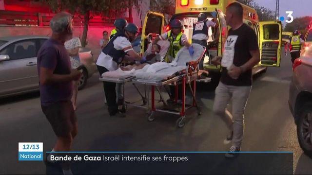 Proche-Orient : une nouvelle nuit d'affrontements et des scènes de lynchage dans les rues