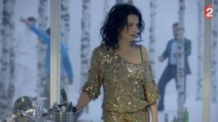 Mademoiselle Julie au Festival d'Avignon  le 26 Juillet sur France 2  (Culturebox)