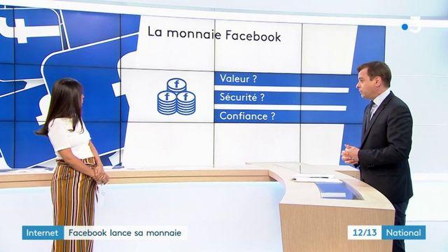 Internet : comment Facebook va-t-il lancer sa propre monnaie ?