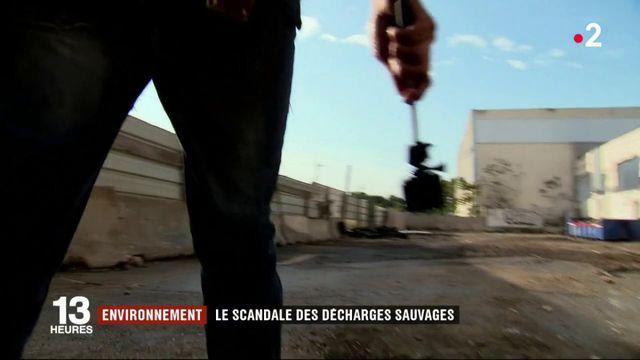 Environnement : le scandale des décharges sauvages