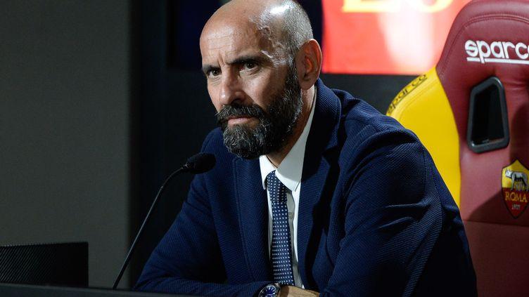 Le directeur sportif de la Roma, Monchi (SILVIA LORE / NURPHOTO)