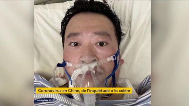 Coronavirus 2019-nCoV : les Chinois en colère après la mort de Li Wenliang, médecin lanceur d'alerte