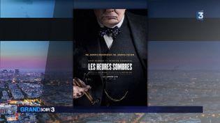 L'affiche du film Les Heures sombres (France 3)