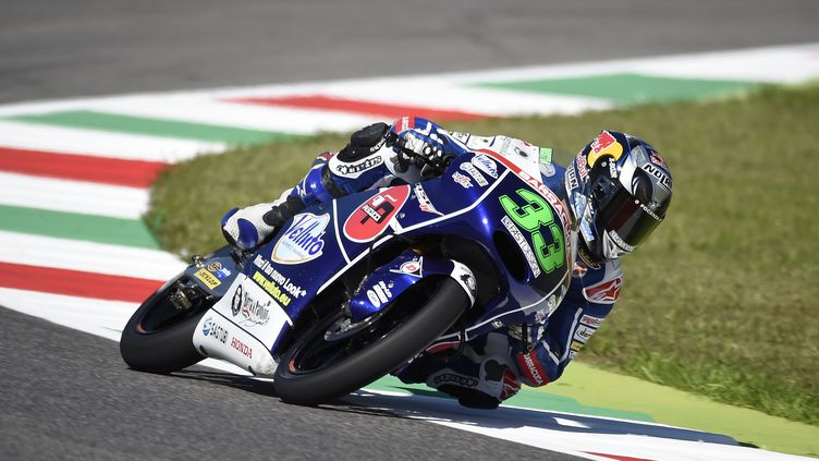 Bastianini (GIGI SOLDANO / DPPI MEDIA)