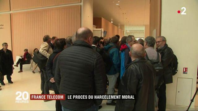 Suicides à France Télécom : un procès sous tension