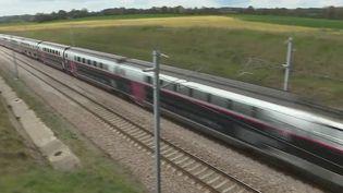 TGV : Paris-Toulouse bientôt en 3 heures au lieu de 4h30 (France 2)
