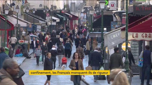 """Confinement : les Français sont-ils en train de """"craquer"""" ?"""