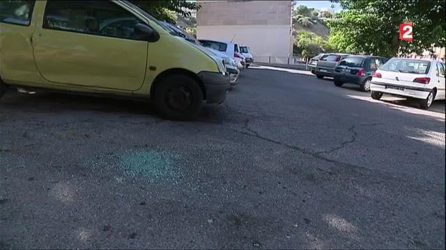 Marseille : une adolescente victime collatérale d'un règlement de comptes