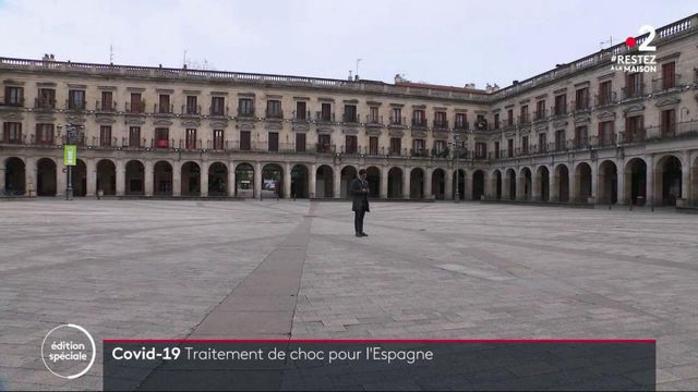 Coronavirus: l'Espagne durcit sa lutte