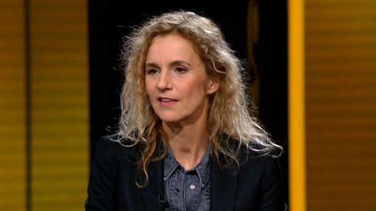 Delphine de Vigan à 20h30 le dimanche  (France 2 / culturebox)