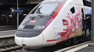 Le wi-fi fait son apparition dans les TGV (MEHDI FEDOUACH / AFP)